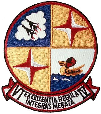 Naval flight officer - Image: Vt 4 patch