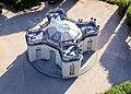 Vue aérienne du domaine de Versailles par ToucanWings - Creative Commons By Sa 3.0 - 051 (crop Pavillon français).jpg
