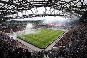 Wörthersee Stadion - Inside The Stadium