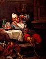 Włodzimierz Łuskina, Jan Onufry Zagloba, 1891.xcf