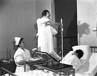 Marine Hospital Service - Venereal disease treatment, Marine Hospital New Orleans, 1942
