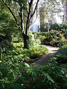jardin communautaire � wikip233dia
