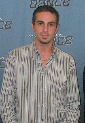 "Choreographer Wade Robson at the ""So You ..."