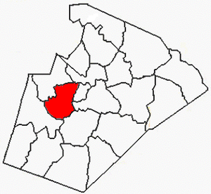 Cary Township, Wake County, North Carolina - Image: Wake County NC Cary Township