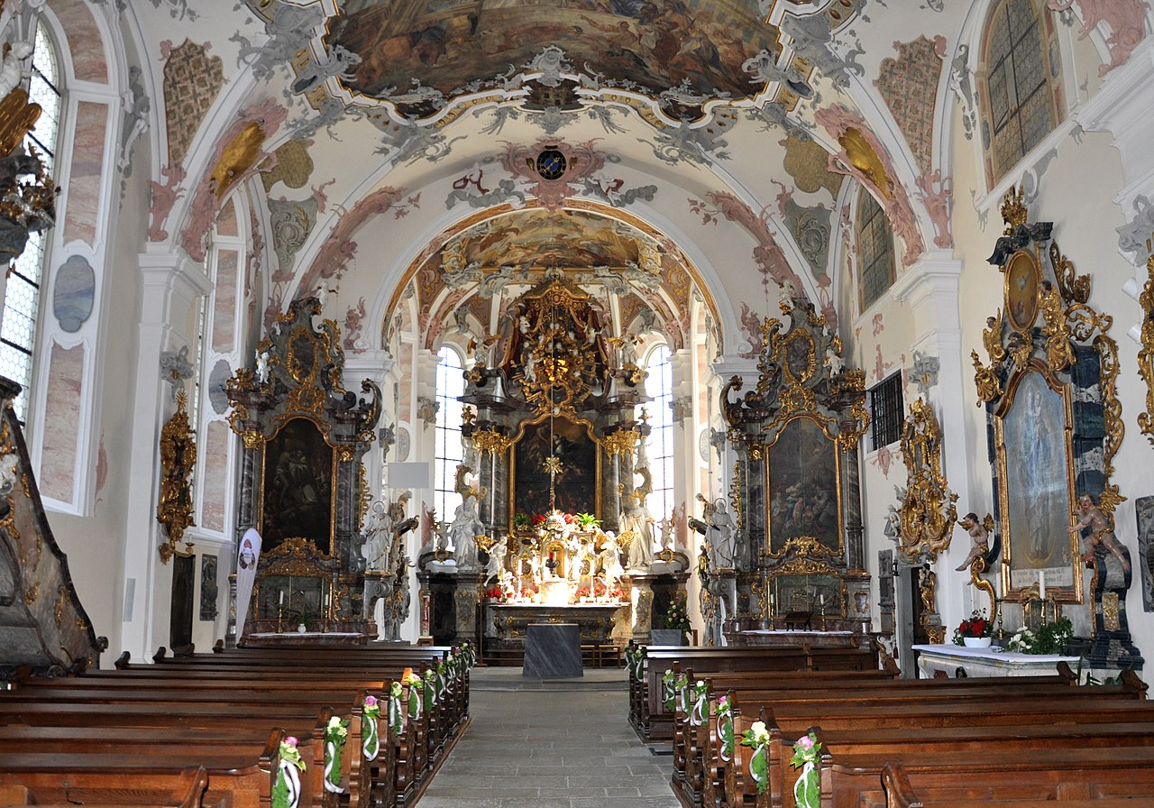 Meßkirch Kloster