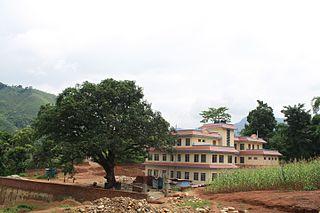 Waling Municipality in Western, Nepal