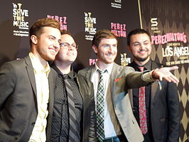Walk The Moon Poses For Cameras.jpg
