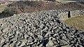 Wall of Edin's Hall Broch - geograph.org.uk - 1173928.jpg