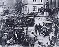 Aftermath of the 1920 Wall Street bombing