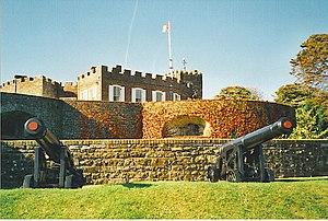 Walmer - Image: Walmer Castle