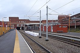 Walsall railway station, West Midlands, geograph 6033892 by Nigel Thompson (cropped).jpg