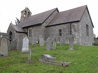 Walterstone a village located in Herefordshire, United Kingdom