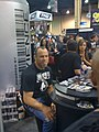 Wanderlei Silva - UFC 100 Fan Expo - July 10, 2009 in Las Vegas.jpg