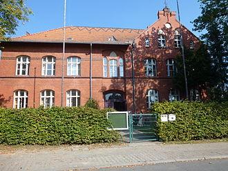 Steglitz-Zehlendorf - Japanische Internationale Schule zu Berlin