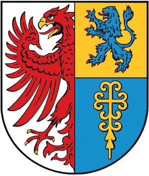 Altmarkkreis Salzwedel - Image: Wappen Altmarkkreis Salzwedel