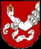 Das Wappen von Fürstenberg/Havel