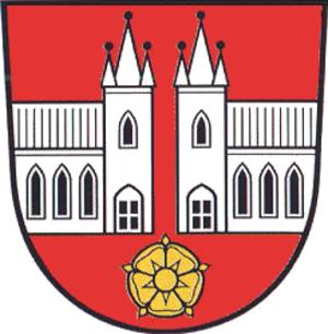 Großengottern - Image: Wappen Grossengottern
