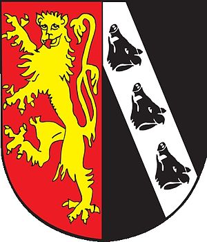 Betzdorf, Germany - Image: Wappen betzdorf