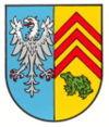 Coat of arms of Thaleischweiler frogs