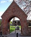 War Memorial Arch at Fortrose - Black Isle, Ross and Cromarty, Scotland.jpg