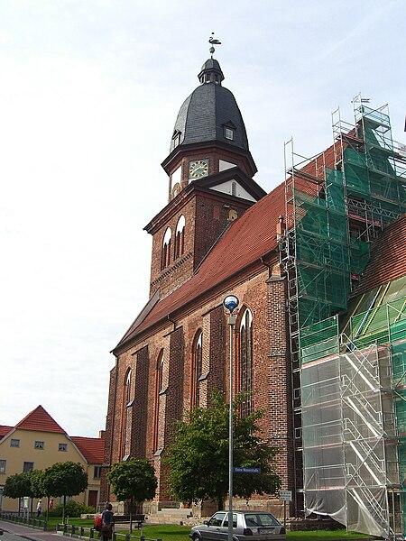 Marienkirche Waren