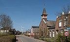 Warns, het dorps- en cultuurhuis De Spylder in straatzicht IMG 2290 2018-04-18 12.18.jpg