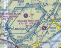 Warren Grove New Jersey restricted airspace.png