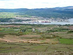 Warrenpoint from the Clermont Pass Road.jpg