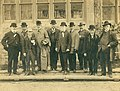 Washington University Board of Directors. Tree Planting Day (Hill Campus), St. Louis Missouri, 1905.jpg