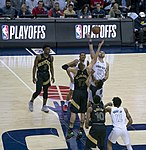 Washington Wizards, Toronto Raptors (41708749222).jpg