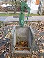 Water well (SW) at Kossuth street in Budajenő.JPG