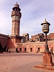 Small mosque of Wazir Khan inside Taxali Gate (the mosque of ladies of Wazir Khan)