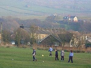 Weir, Lancashire - Image: Weir geograph.org.uk 81830
