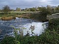 Weir West of Elton - geograph.org.uk - 321287.jpg
