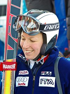 Wendy Siorpaes, Altenmarkt-Zauchensee 2009