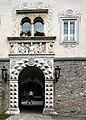 Wernberg Klosterweg 2 ehem. Schloss Hauptportal von 1575 02072006 4816.jpg