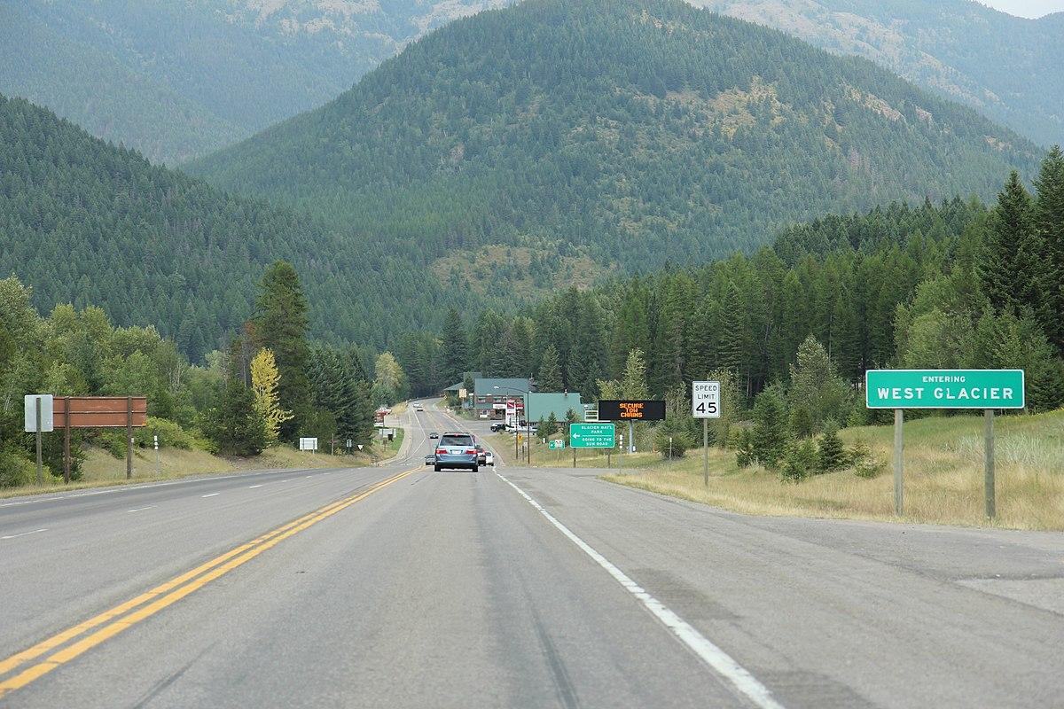 West Glacier, Montana - Wikipedia