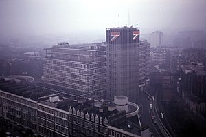 West London Air Terminal - Image: West London Air Terminal, 1976