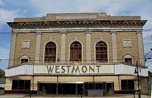 Haddon Township, New Jersey - Westmont Theatre