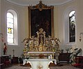 Wettolsheim, Église Saint-Rémi à l'intérieur 2.jpg