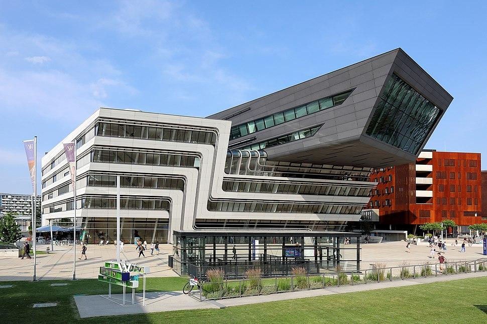 Wien - WU Campus, LC