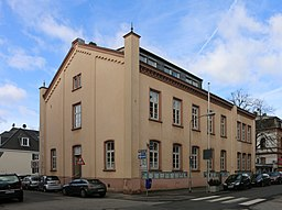 Wilhelm-Tropp-Straße in Wiesbaden