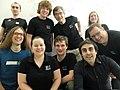 Wikidata dev team.JPG