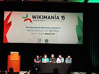 Wikimanía 2015 - Day 4 - LMM - Conference (3).jpg