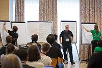Wikimedia Hackathon Vienna 2017-05-19 Mentoring Program Introduction 014.jpg