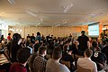 Wikimedia Hackathon Vienna 2017-05-19 opening 06.jpg