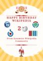Wikipedia 20th Birthday Celebration Poster.png