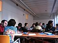 Wikipedia Workshop for library directors at F.Bonnemaison in Barcelona (23).JPG