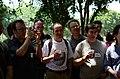 Wikipedians gathering 7921.JPG