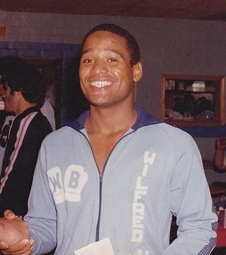 Wilfred Benítez - Benítez in 1980
